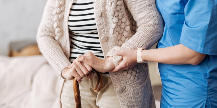 personal injury in care homes