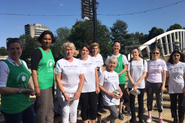 Bedford Legal Walk 2019