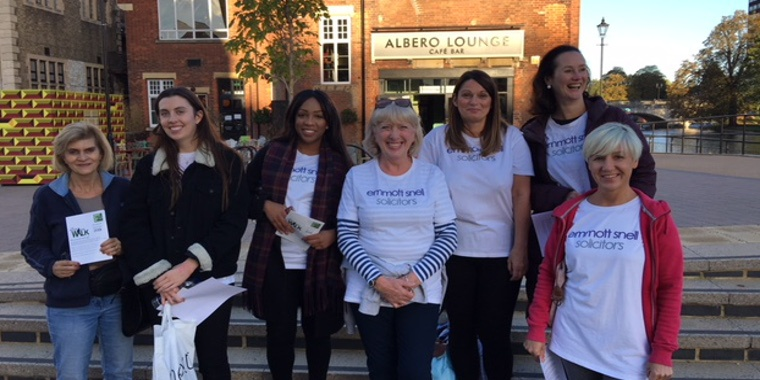 Bedford Legal Walk 2018